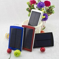 solar power bank,Portable smartphone mobile phone power bank, best price 10000mah