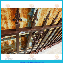 aluminum fence spears