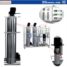 2014 china best sell ro system, water treatment system(for cosmetic, chemical, food, pharmacy)