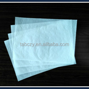 Environmental friendly and green greaseproof food packaging Parchment Paper