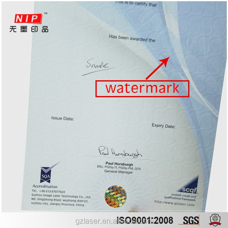 Buy custom term paper watermark
