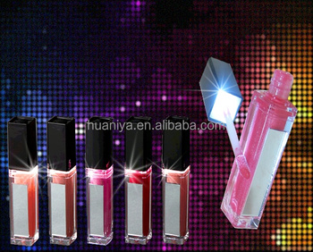 LED light Lip Gloss