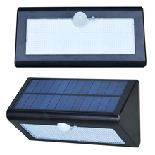 Solar Powered Motion Sensor Security Light Outdoor Wall Mounted Waterproof Veranda Solar Light