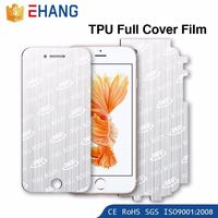 Free sample 2016 Anti-Fingerprint full size protector screen for iphone7