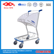 stainless steel cheap travel shopping trolley bags