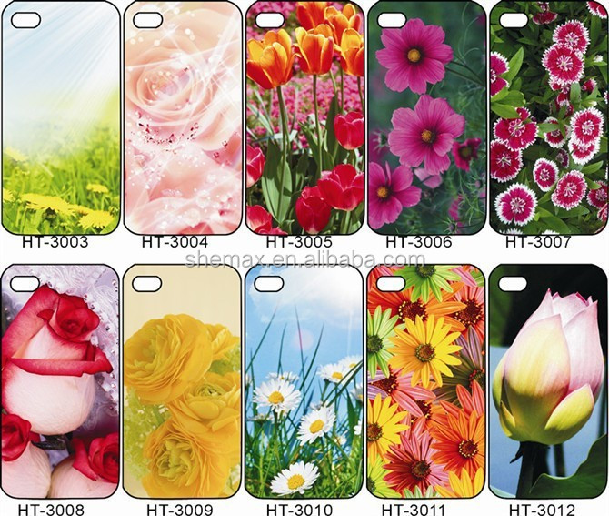 Stylish, fresh flowers and PC Phone Case Decal TPU phone Case for Nokia n920