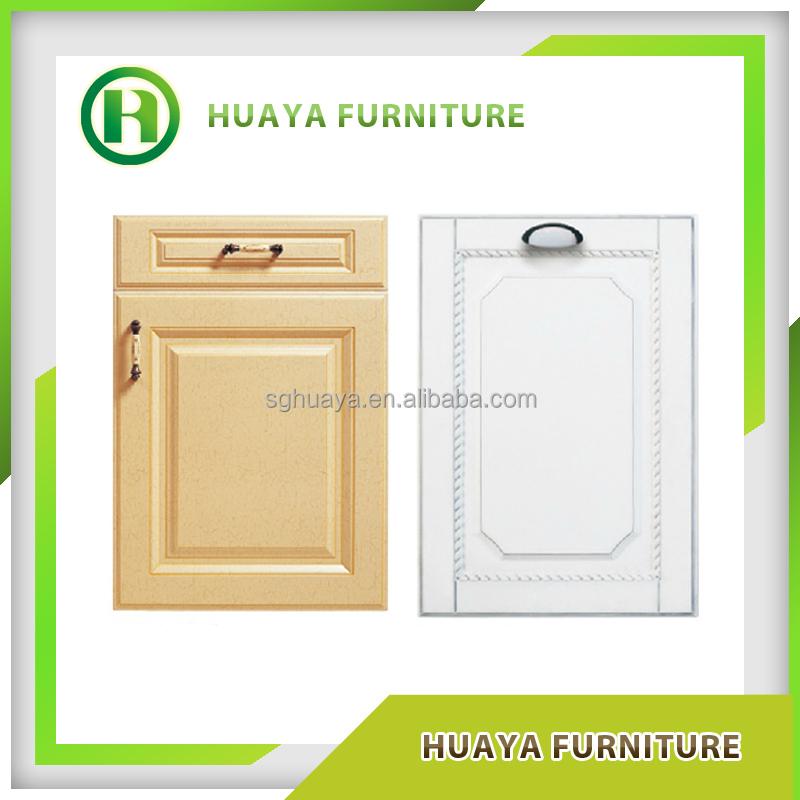 Mdf pvc kitchen cabinet door price buy kitchen cabinet - Mdf cabinet doors home depot ...