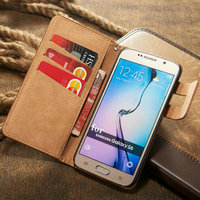 Mobile Phone Case for S6, for Samsung Galaxy S6 Flip Case, Smart Cell Phone Case for S6 Wallet