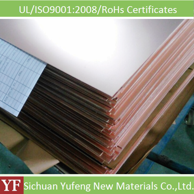 fr4 copper clad laminate for pcb board single and double sided