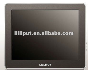 "Lilliput New 9.7"" Touch Screen USB Monitor with 5 Wire Resistive Touch Panel"