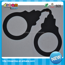 Full silicone durable handcuff/chastity sex toys/ adult fun sex toys for couple
