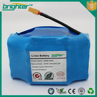 12v 150ah li-ion 18650 battery for self balancing scooter with low price