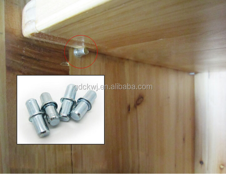 invisible metal shelf support cabinet shelf support for furniture