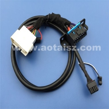 Universal OBD gps diagnotic adapter wire for GM