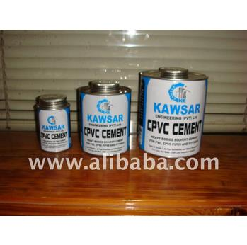 High Quality CPVC Solvent Cement for Jointing CPVC Pipes
