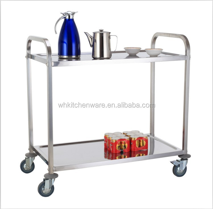 Quality and good price foldable types of service trolley