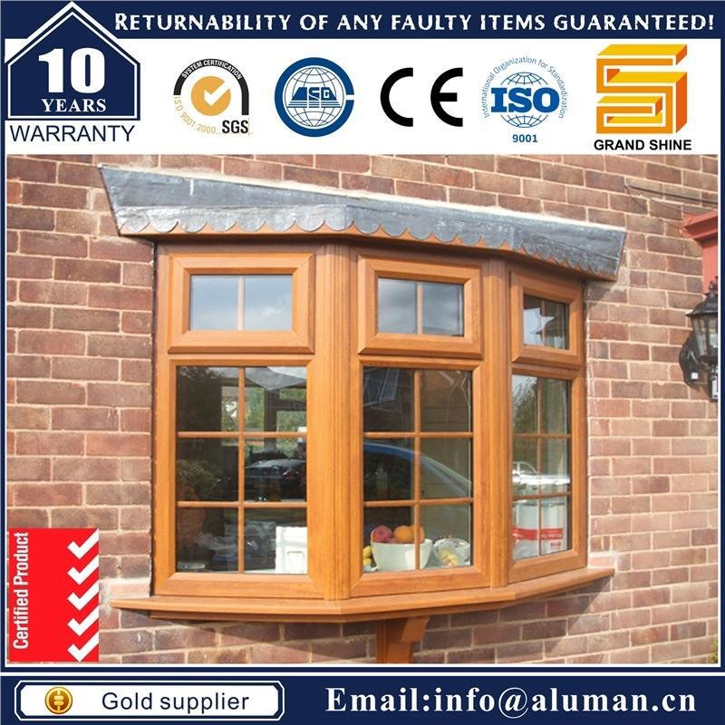 prefabricated house back door window coverings in china
