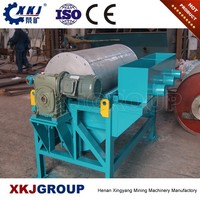 Iron And various types ore Beneficiation Magnetic Separator price