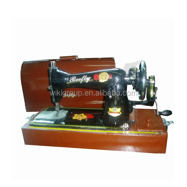 JA1-1 domestic sew easy mini portable sewing machine best seller good quality from 1992 china