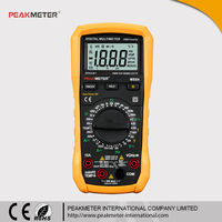 20kHz Frequency 200uF Capacitance Test 20000 Counts Digital Multimeter Manual