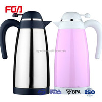 High quality electric kettle stainless steel vaccum thermos flask kettle