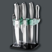 Best cooking knife brands stainless kitchen set