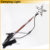 Easy installation 12V LED needle bulb telescopic outdoor fishing rod camping light