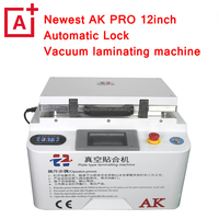 Newest Factory sales AK OCA laminator Vacuum laminating machine touch screen repair machine for mobile phone lcd refurbish