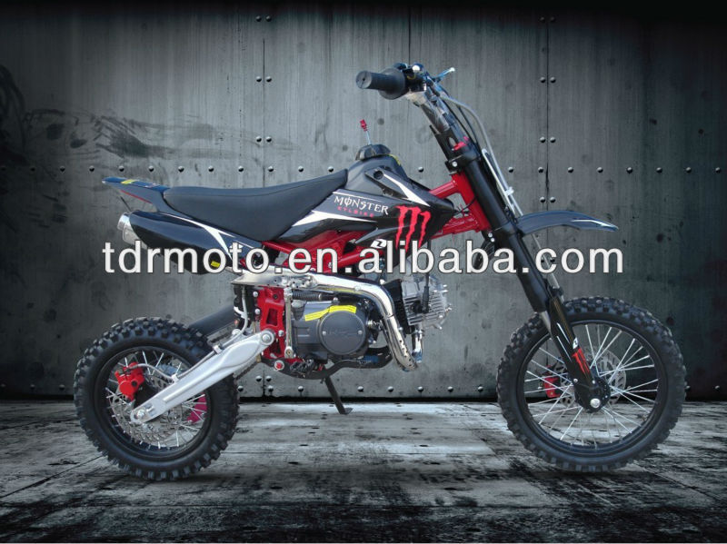 2013 New Hot Sale 125CC Dirt Bike Pitbike Motocross Motorcycle Minibike Fiddy CRF06 TDRMOTO Racing Kids Off Road
