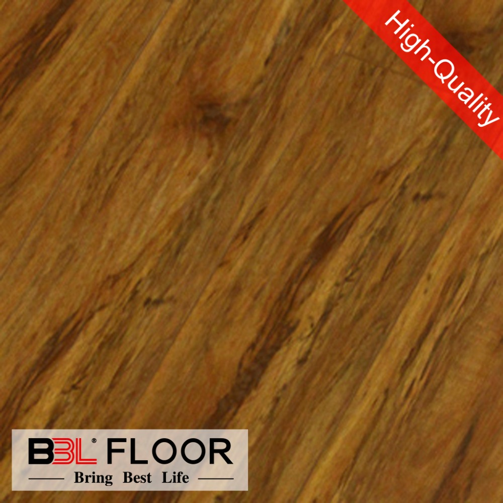 Hot sale laminated wood flooring 12mm