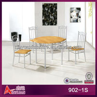 Best price classic family contemporary solid wood dining table
