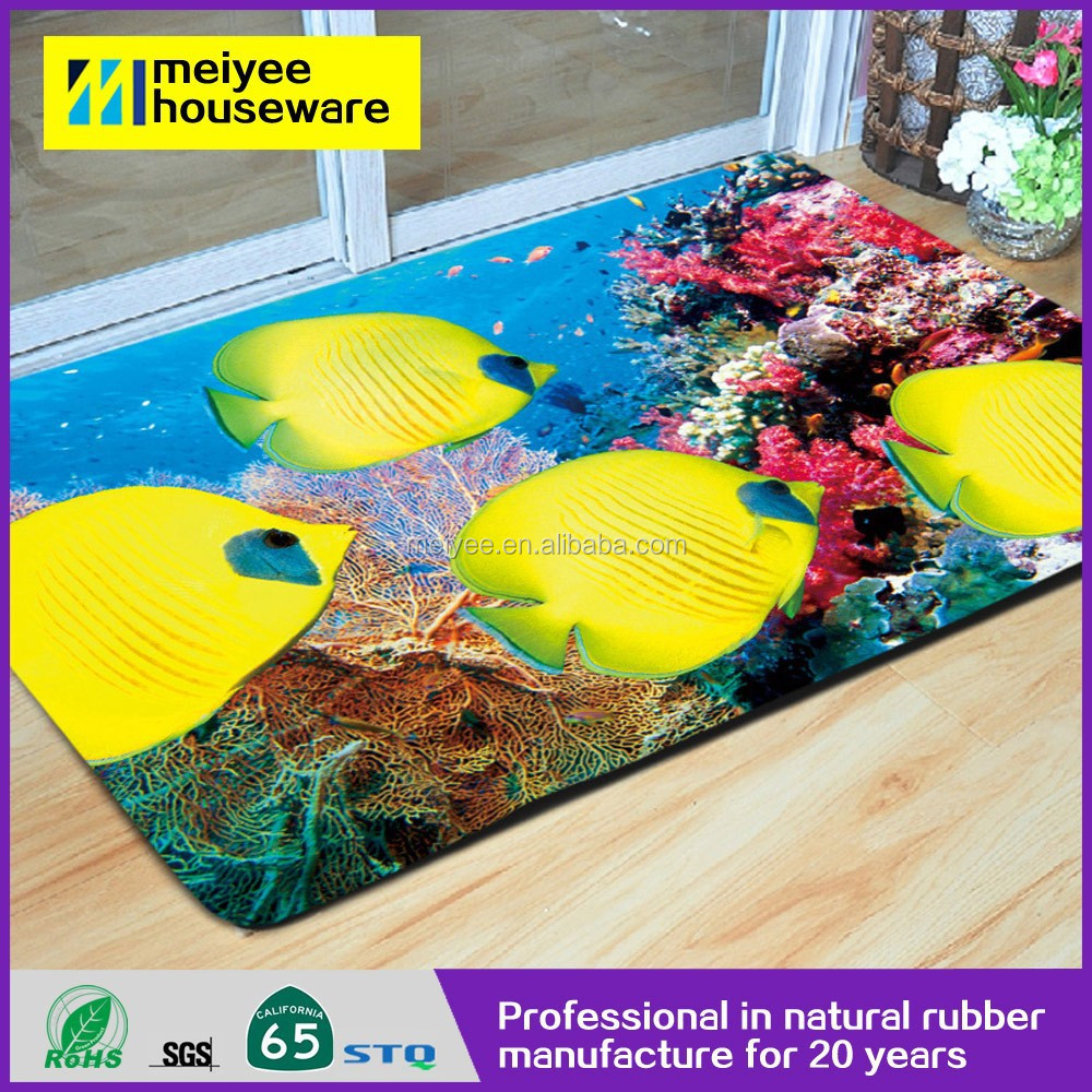 softextile lift heated floor rubber mat for Christmas design