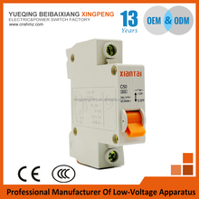 Alibaba wholesale mcb new type circuit breaker 1P 50A 220V 415V 6000A breaking capacity,low price from Wenzhou factory