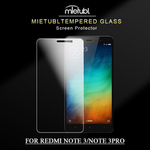 Best selling cell phone accessories 9h milo tempered glass for redmi note 3 pro ,premium screen protector for redmi note 3 pro