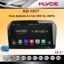 10.1 Inch Digital Screen 2 Din Car GPS with Screen Mirroring function & NFC Support System for JETTA