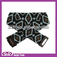 Hot Sale Fashion Female Hand-made beaded Belt in Wholesale