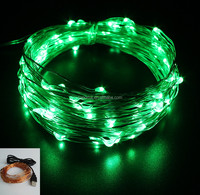 USB LED Green Home Decors String Lights LED