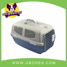 Unique dog Products& Durable Plastic Dog Carrier good quality and comeptitive price Retail!
