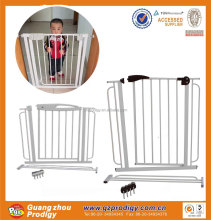 doggy door stops/children safety gates/metal baby gate