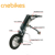Factory directly sell new electric handcycle handbike 12inch 36v 350w for wheelchair with 10.4Ah battery