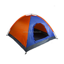 Luxury Canvas Waterproof big camping tent for sale for Outdoor camping equipment CL16-0020