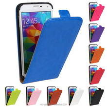 High Quality PU Leather Case Flip Cover Bags for Samsung Galaxy S5 G900