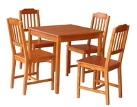 Dining table set ding room table and chair furniture