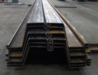 Manufacturer preferential supply PPGI hms ppgi sheet g. i. sheet u sheet pile price of structural steel india