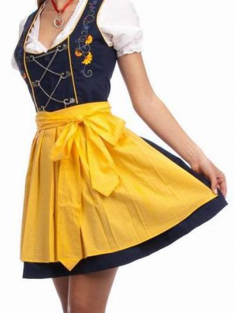 Bavarian Mini Drindl, Drindl Dress, Ladies Drindl