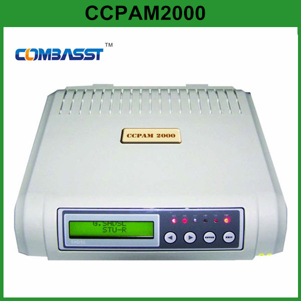 CCPAM2000 OEM high speed modem G SHDSL Modem