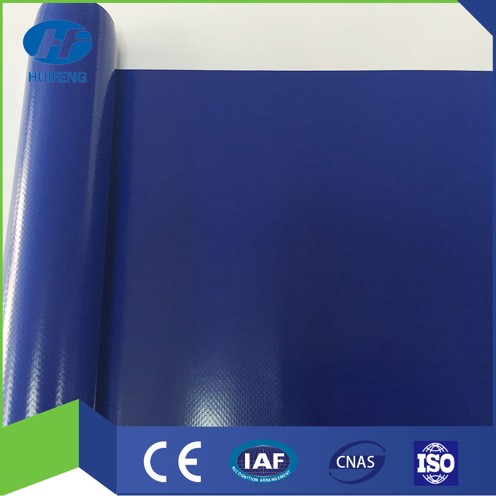 PVC Glossy/Matte Colorful Knife Coated Tarpaulin/Tent fabric / truck cover
