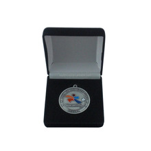 High quality custom production metal award medal box for medal
