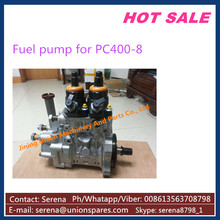 excavator fuel pump for Komatsu pc400-8 pc450-8 6251-71-1121