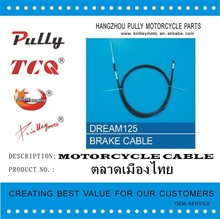 ISO9001:2000/TS16949 Thailand Market High Quality Best Sale From China Enterprise Motorcycle Parts Cable with Competitive Price